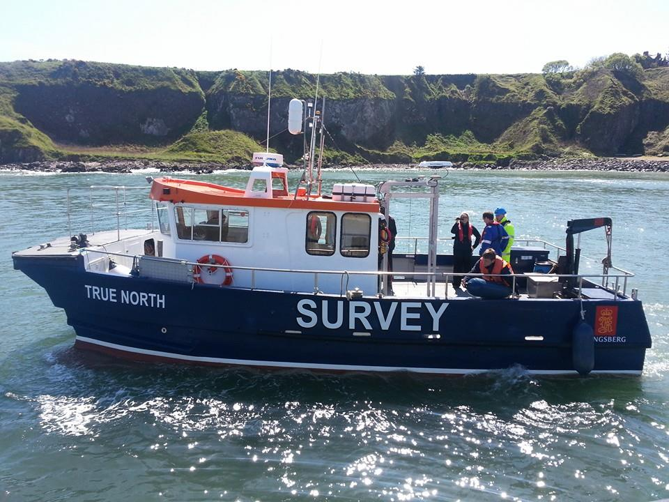Workboats and Surveyboat hire Aberdeen Harbour - MCLACHLAN ...
